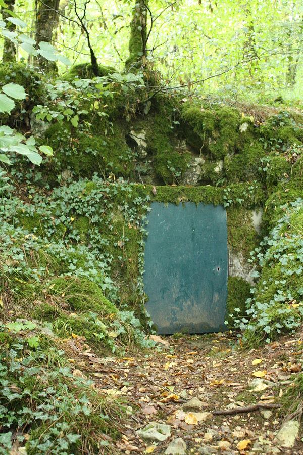 Villars Cave