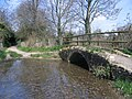 Ancient stone bridge - geograph.org.uk - 390479.jpg