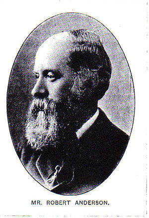 Oliphant, Anderson and Ferrier - Anderson was the head of the firm during his lifetime.