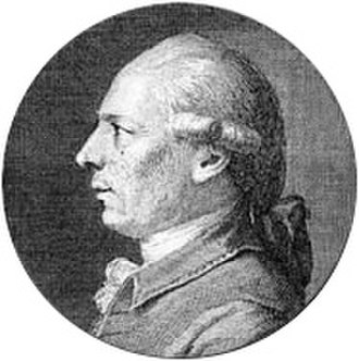 François-André Danican Philidor - Portrait from L'analyze des échecs. London, second edition, 1777.