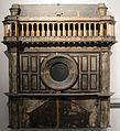 Andrea sansovino (attr.), modello 139 per ballatoio, 1507.JPG