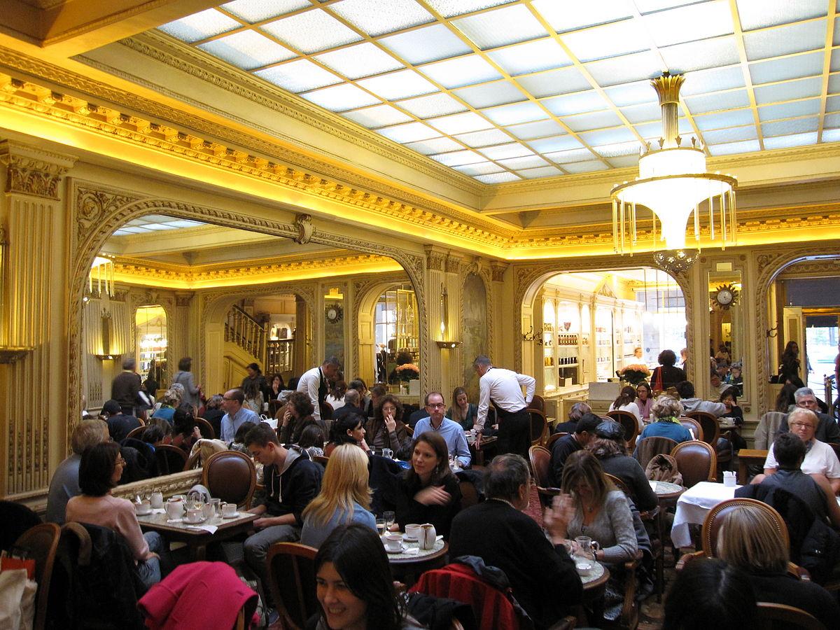 39 - Salon de the angelina paris ...