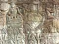 Angkor - Bayon - 033 Battle Scenes (8581862490).jpg