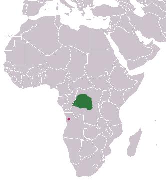 Angolan Kusimanse area