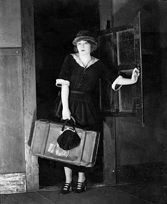 Pauline Lord - Pauline Lord created the title role in the original Broadway production of Anna Christie (1921)