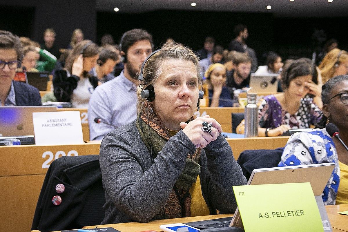 Anne-Sophie Pelletier — Wikipédia
