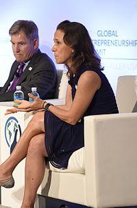 Anne Wojcicki at GES 2016.jpg