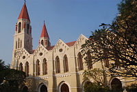 Another view of St. James Church, Kolkata.jpg
