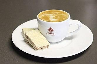 Milk coffee - Antoccino Espresso