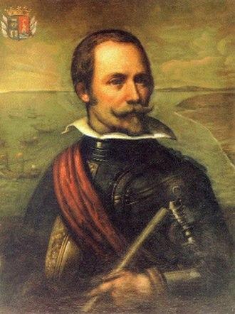 Antonio de Oquendo - Image: Antonio de Oquendo