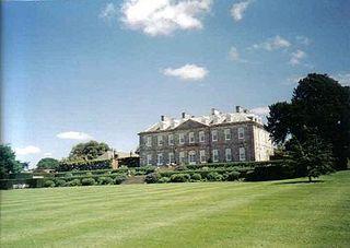 Antony House Grade I listed historic house museum in Antony, United Kingdom