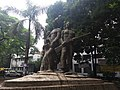 Aparajeyo Bangla statue 3.jpg