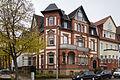 Apartment house Herrenhaeuser Kirchweg 19 Nordstadt Hannover Germany.jpg