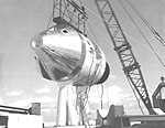 Apollo command and service module at Holloman's radar target scatter.jpg