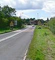 Approaching Desford along Leicester Lane - geograph.org.uk - 491632.jpg
