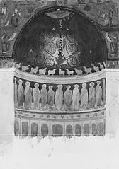 Apse Mosaic, San Clemente, Rome