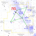 Aquila-chinese constellation map.png