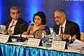 Aravamudan Krishna Kumar - Arundhati Bhattacharya - P Pradeep Kumar - Kolkata 2014-05-23 4669.JPG