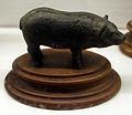 Archeologico, bronzetti etruschi, animali 15 maiale.JPG