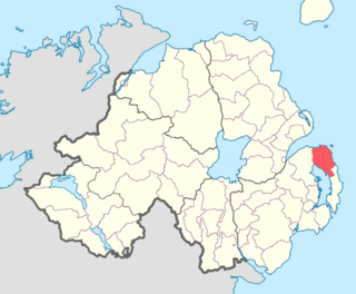 Ards Lower Place in Northern Ireland, United Kingdom