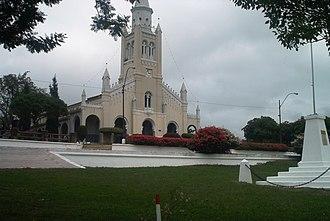 Ypacaraí Lake - Iglesia de la Candelaria, Areguá