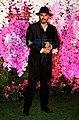 Arjun Kapoor at Akash Ambani and Shloka Mehta's wedding reception.jpg