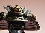 Armour of Kato clan - mask and helmet 01.jpg