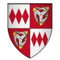 Arms of Sir William de Montacute, 2nd Earl of Salisbury, KG.png