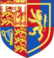 Arms of Sophie, Countess of Wessex.svg