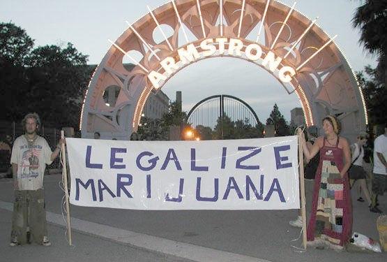Armstrong Legalize Marijuana 2001