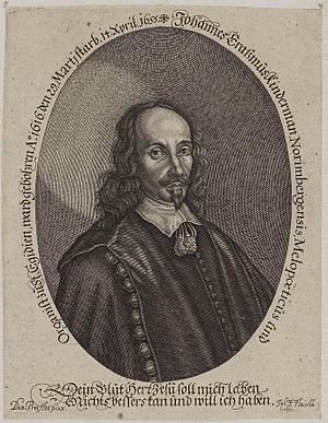 Johann Erasmus Kindermann - Johann Erasmus Kindermann