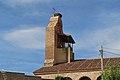 Arquillinos, Iglesia de San Tirso, espadaña, 01.jpg