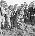 Arrest That Rat- the work of the Women's Land Army Rat Catchers, Sussex, 1942 D11234.jpg