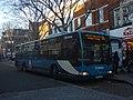 Arriva bus KBU06 HSO on route 321 to Watford, Hertfordshire.jpg