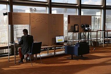 Ars Electronica Festival 2013 Brucknerhaus 03.jpg