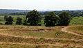Art earthwork landscape sculpture Woodland Trust Theydon Bois Essex 05.JPG