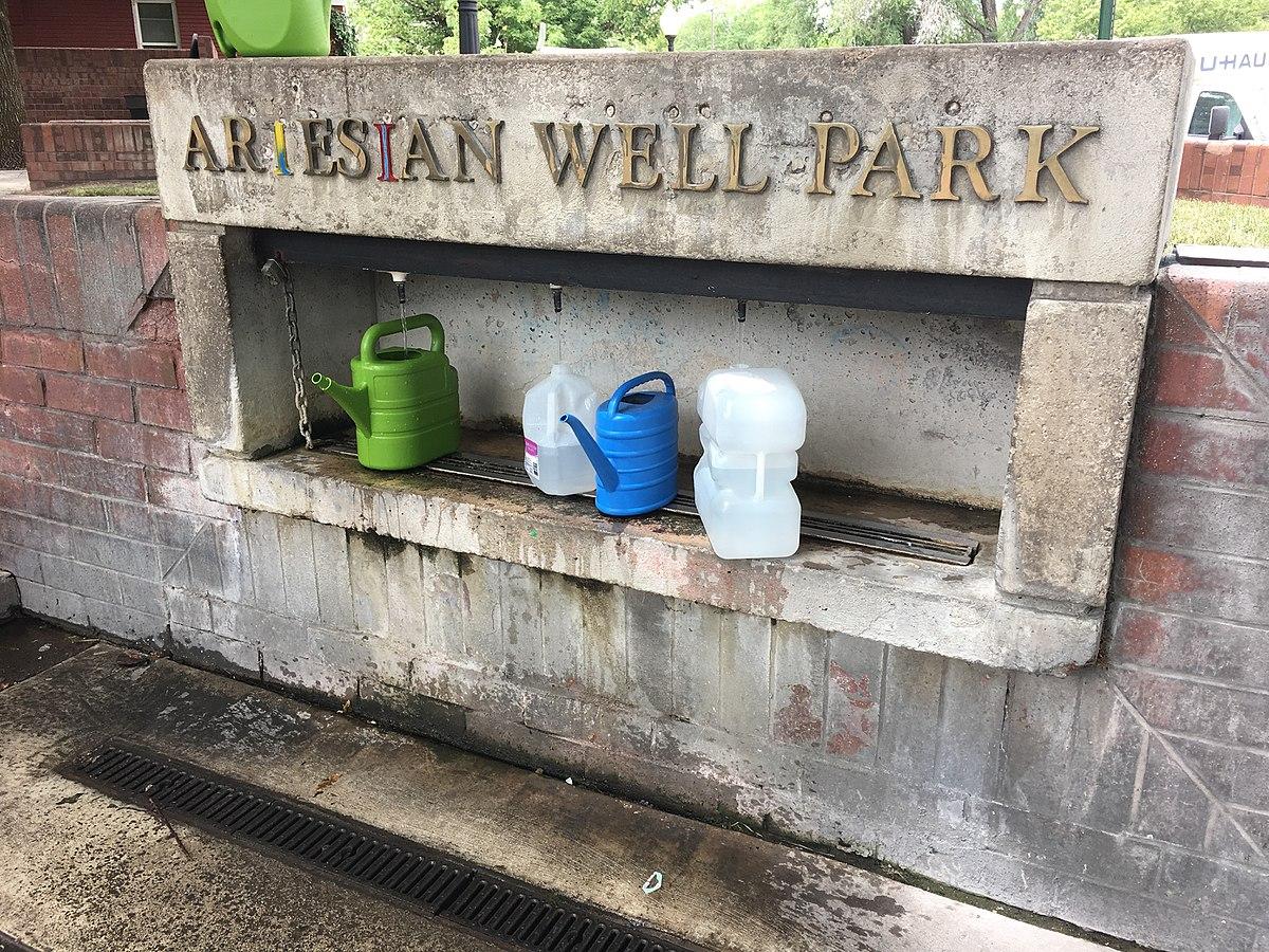 Artesian Well Park - Wikipedia