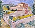 Artgate Fondazione Cariplo - Montanari Giuseppe, Villa marchigiana.jpg