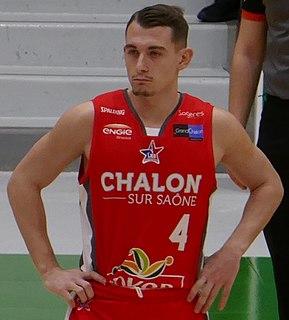 Arthur Rozenfeld French basketball player