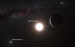 Alpha Centauri in fiction Alpha Centauri star system appearing in fiction