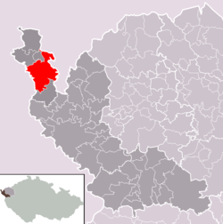 Location of Aš