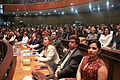 Asambleístas en la sesión solemne del informe a la Nación por parte del Sr. Presidente Constitucional de la República del Ecuador, Ec. Rafael Correa (4879048735).jpg