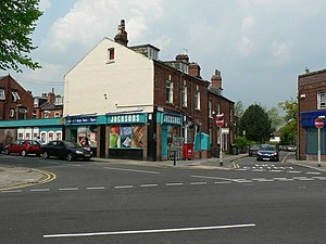 Jacksons Stores - Jacksons, Ash Road, Headingley, Leeds (May 2006)
