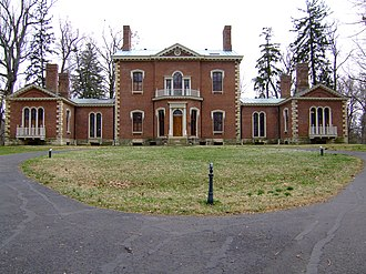 National Register of Historic Places listings in Fayette County, Kentucky - Image: Ashland HC