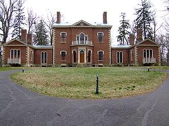Lexington, Kentucky, in the American Civil War - Ashland estate
