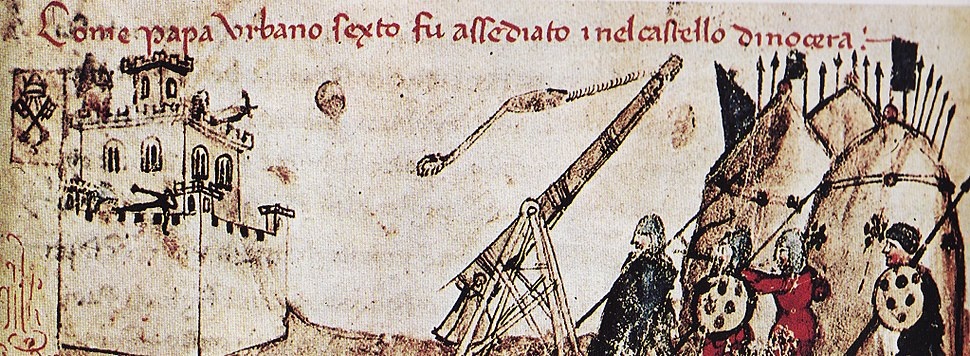 Assedio di UrbanoVI