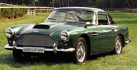 Image illustrative de l'article Aston Martin DB4
