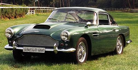 Aston Martin Wikiwand
