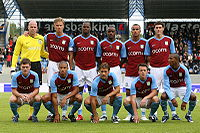 Aston Villa team vs FH August 2008.jpg