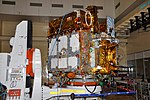 Astrosat-1 prelaunch preparation in cleanroom 06.jpg